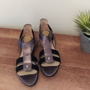 Attilio Giusti Leombruni Leather Sandals
